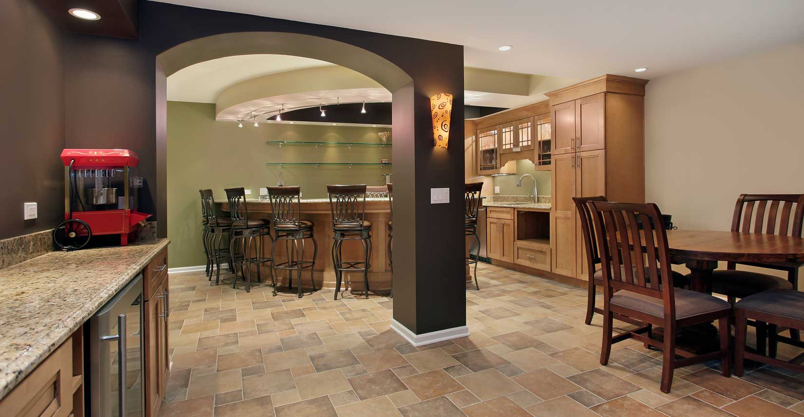 How Much Does It Cost to Remodel a Basement Grand Rapids, MI