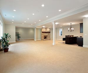 What is a finished basement, Grand Rapids MI