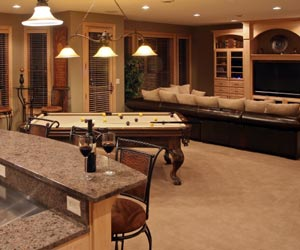 Why Basement Remodeling Adds Value to Your Home Grand Rapids