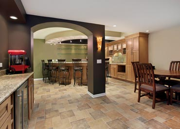 Basement Finishing Hudsonville MI