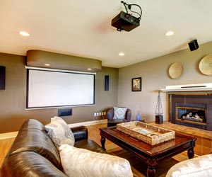 Media Room Remodeling Grand Rapids