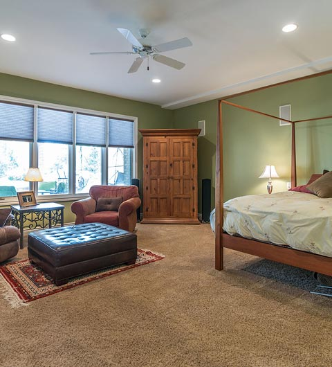 Basement Bedroom Contractors Walker