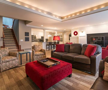 Basement Design Services Comstock Park