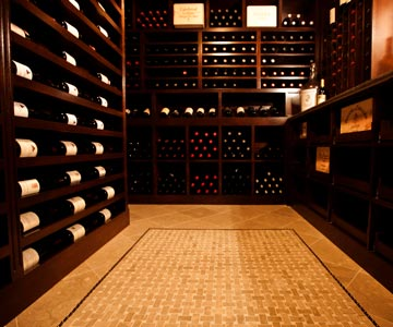 Wine Cellar Builders Rockford